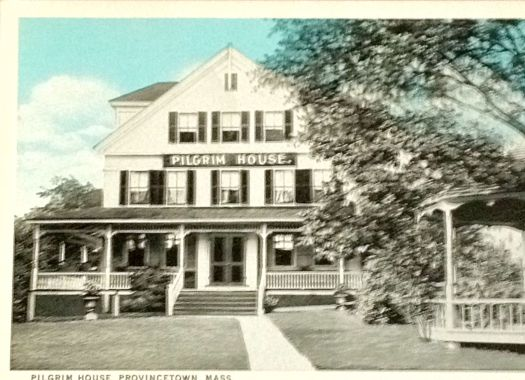 Pilgrim House, Provincetown Massachusetts built in 1781