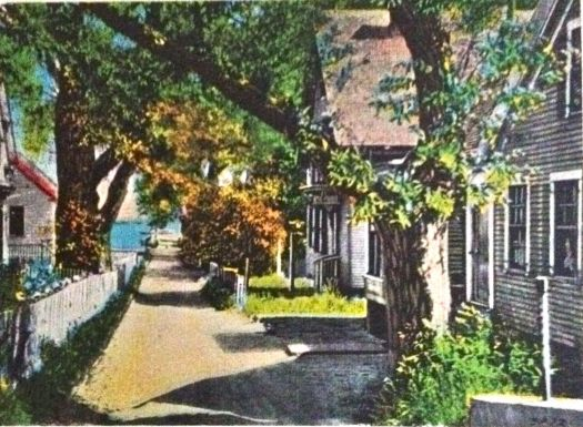 Provincetown Street Scenecirca 1880