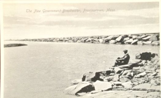 Provincetown, Massachusetts Breakwater built in 1911