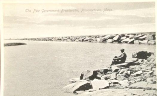 Provincetown, Massachusetts Breakwater built in 1911