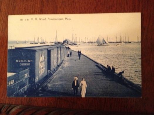 Provincetown Railroad Wharf