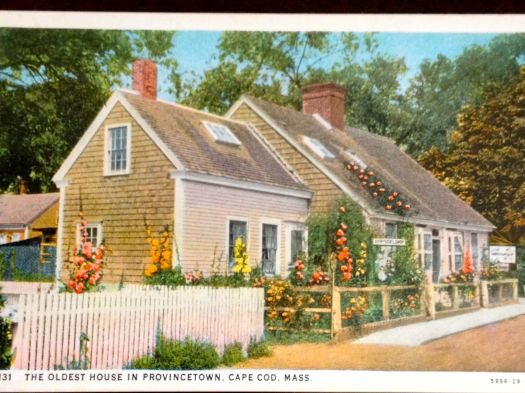 Built in approximately 1746 Provincetown's Oldest House