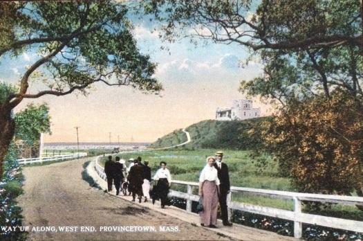 West End, Provincetown Cape Cod Massachussets first Murchison house
