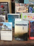 At bookstores that include the Provincetown Bookshop.
