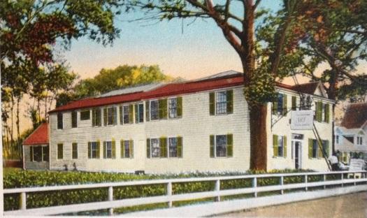 Provincetown Art Association and Museum  original building