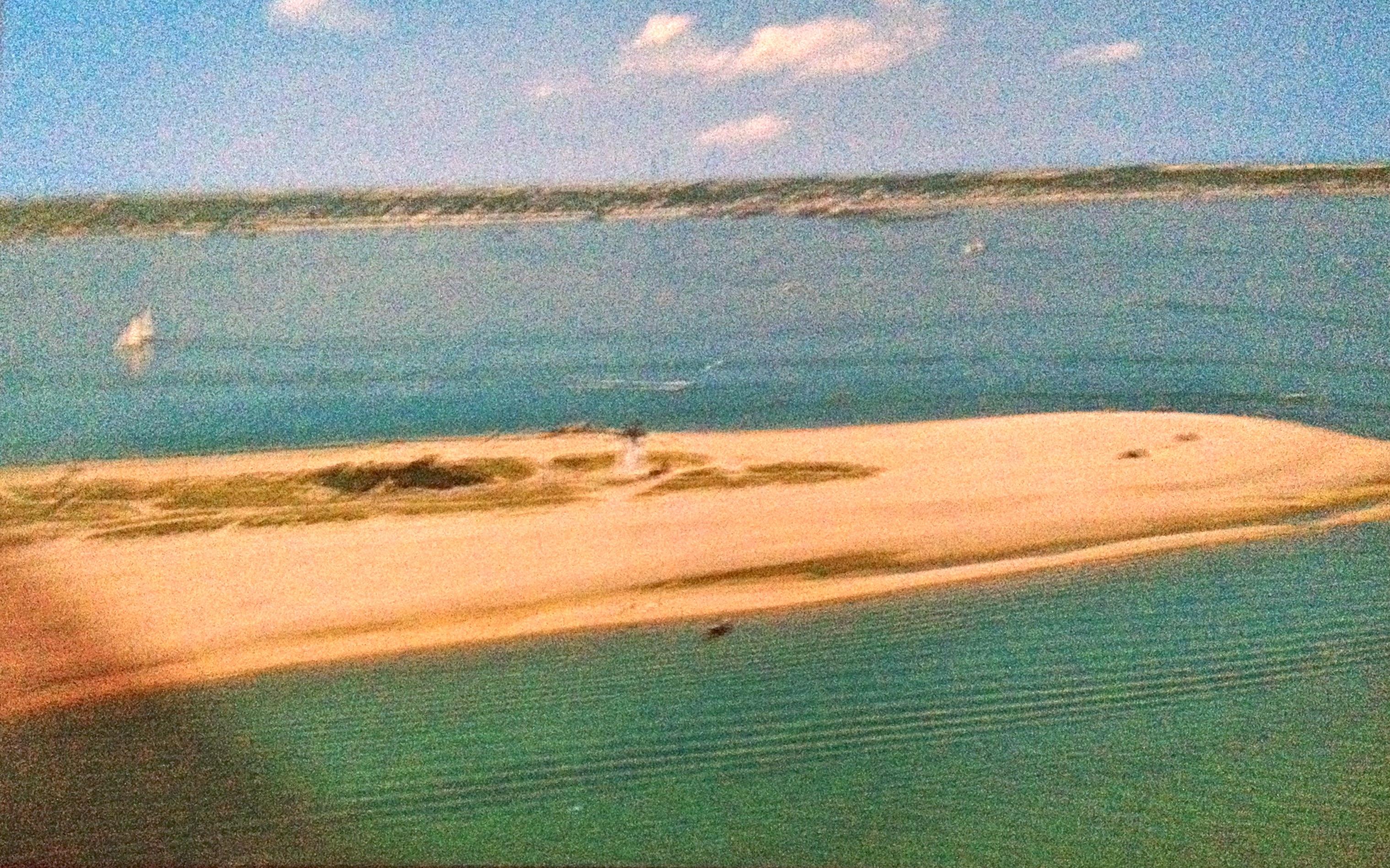 Cape cod nude beach right! seems