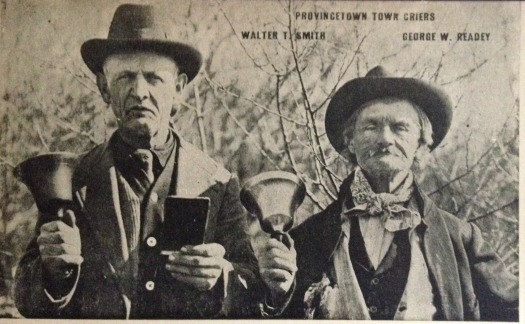 Provinetown, Cape Cod vintage postcard