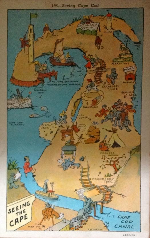 1940's Vintage Postcard