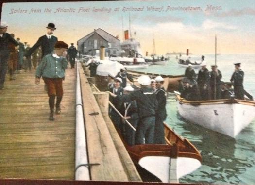 Provincetown sailors