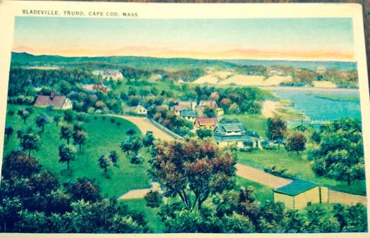 Sladeseville, Truro, Cape Cod, Mass.
